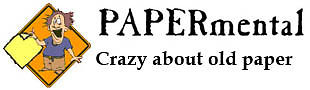 Papermental by Terry Cox